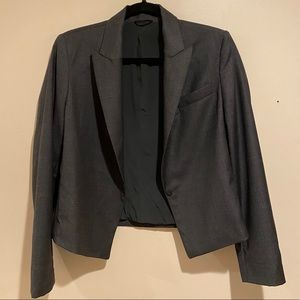 Brunello Cucinelli grey blazer